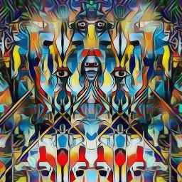 outsiderart digitalart abstractart digitaldrawing digitalpainting