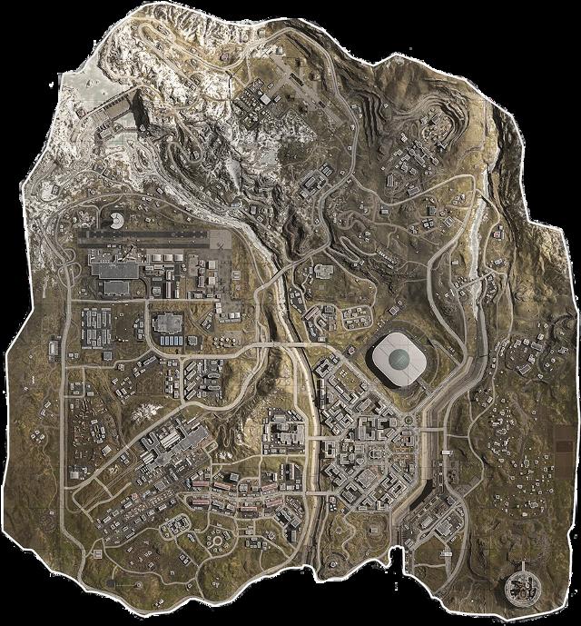 COD Warzone Map  #cod #callofduty #warzone #modernwarfare #callofdutywarzone #halloween #game #codwarzone #map #verdansk #stadium #downtown #trainstation #dam #airport #boneyard #prison #tvstation #hills #superstore #ps4 #xbox #pc #youtube #freetoedit