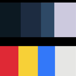 freetoedit color colors colorful pallet pallete palette colorpallet colorpallete colorpalette red blue yellow orange beige darkblue black white