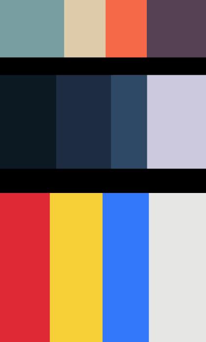 #color #colors #colorful #pallet #pallete #palette #colorpallet #colorpallete #colorpalette #red #blue #yellow #orange #beige #darkblue #black #white