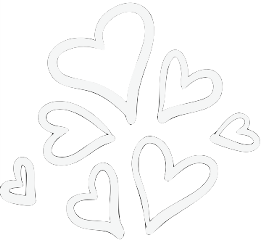 heart hearts pfp gradient border stickerproducer background white aesthetic overlay wallpaper shapeedit shape complex borders backgroundedit edit overlays edits arrow sparkle circle line brush zigzag freetoedit