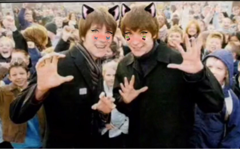if james and oliver were in this app id get blocked by james so fast @sookiepuppy #weasleyswizardwheezes