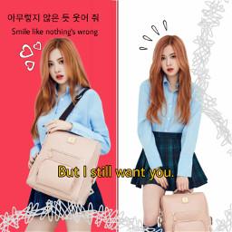 kpop kpopedit kawaii bts blackpink rosé jisoo jennie lisa theme themes angel icons soft cute darkart softedit anime freetoedit