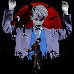 kpop bts vminkook taekook vmin jikook bangtanboys parkjimin jimin jungkook taehyung kimtaehyung yoongi halloween scary edit aesthetic dark graveyard freetoedit
