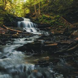 nature waterfall naturephotography background freetoedit pcpowerofnature powerofnature