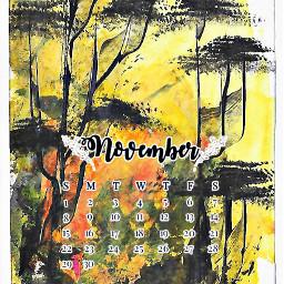 freetoedit abstract art draw colors panting srcnovembercalendar novembercalendar