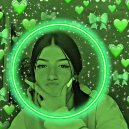 charli green followandlike fyp dunkin freetoedit