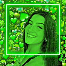green charli followandlike freetoedit