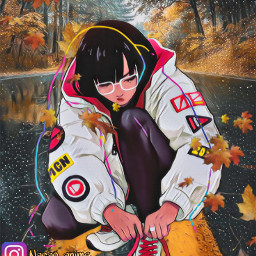 art fanart digitalart artgirl freetoedit