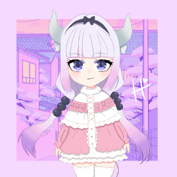 kanna anime animedrawing animestyle art animeartist artist drawing kannafanart