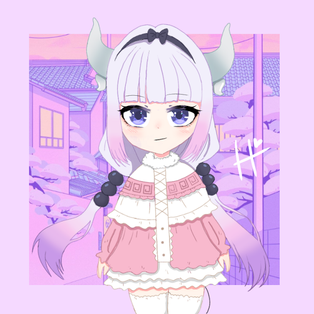 ________________________🌸_______________________                                ✨New drawing✨      I hate it so much but at same time kinda like it😭                 And again why she build like that       Also that outfit it's too extra like there is so many                                      details OoF     I hope you all like it and tell me if you want me to do          more of this fanarts for other characters 💓 __________________________________________________ #kanna #anime #animedrawing #animestyle #art #animeartist #artist #drawing #kannafanart  __________________________________________________ stay hydrated eat healthy and care about yourself💗