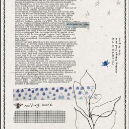 freetoedit paper vintage retro aesthetic white biały blue niebieski black czarny tape words quotes cytaty srcfrommyheart frommyheart