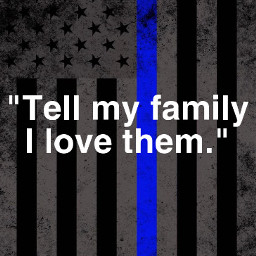 backtheblue thinblueline bluelivesmatter ilovethepolice police heroes sad rip honor america
