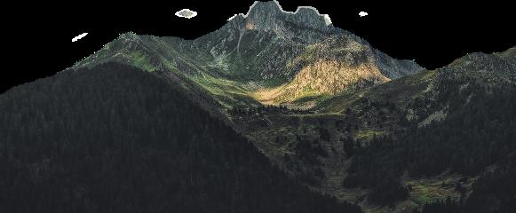 fstickers montain montaña montagne freetoedit