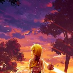 anime animegirl animesbrasil girl anime_girl freetoedit