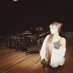 arianagrande arianagrandebutera which dangerouswomantour has idol singer pretty gorgeous stunning thebest celebrity hot dangerouswomantour dwt spacebuns bangs   see arianagrandebutera bangs