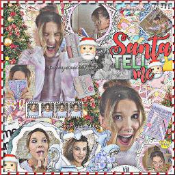 berrycmills milliebobbybrown santa christmas mills milliebb florencebymills holidays