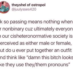 nonbinary enby nonbinarypride trans transpride transgenderpride enbypride lgbt lgbtq lgbtqia