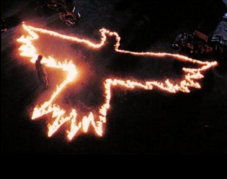 #thecrow #karga #kuzgun #raven #ölümsüzaşk #love #brandonlee #thecrowmovie