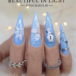 blue bluenails frozen christmas christmasnails nails nailz nailswag nailsart nailspassion nailsdesign nailsnailsnails nails2inspire nailstyle longnails superlongnails olaf rings nailtutorial screenshot snapchat