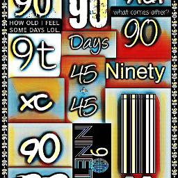 90 ninetydays days numbers