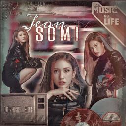 somi jeonsomi somijeon kpop kpopedit aesthetic retro retroedit retroaesthetic kpopsoloist