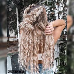 snapchat screenshot hairstyleclips hairstyle hair haircut hairart hairdo hairoftheday haircolor hairclip hairtips hairedit hairgoals blondehair curls curlyhair braids bun tips art girl