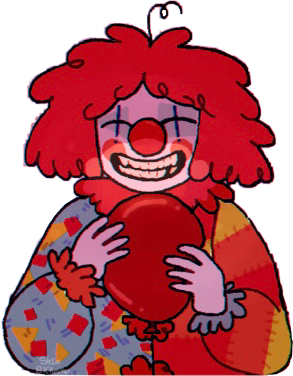 Used this when i first started getting into clowncore <3 :0) #clown #notmyart #red #balloon #cute #deadly #ily #clowncheck #fypシ