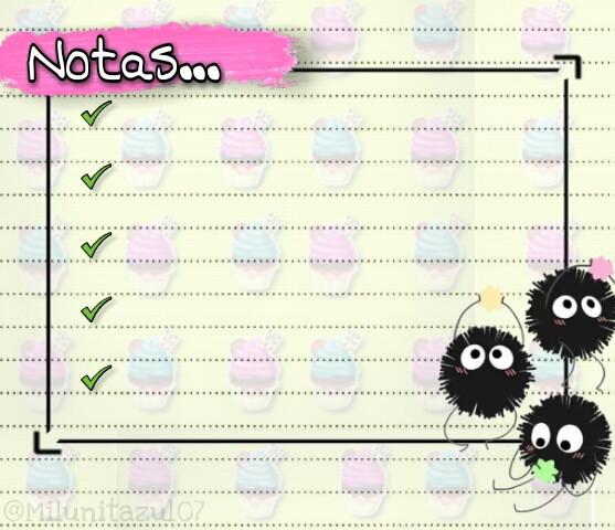 #notas #note #notes #nota #agenda #agendas #kawaii #kawaiicute #escritura #escribir #anotador #notitasdepapel #notitas #badgirl #badboy #kawaiigirl #kawaiiboy #amor #love #beautiful #anime #studioghibli