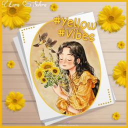 yellowvibes@larasolera freetoedit yellowvibes rcyellowvibes