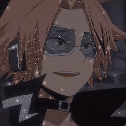 myheroacademia mha bnha denki denkikamimari denkimha kaminari anime animeboy animeedit animeicon animeaesthetic collab sparkles aesthetic
