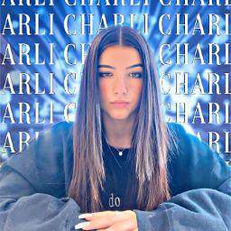 charlidamelio charli azul xd fyp 💙👄💙 freetoedit