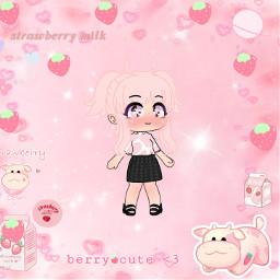 strawberry freetoedit