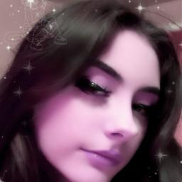 cybergoth cybercore cyber catgirl sanrio purple dreamcore glitchcore weirdcore fairycore softcore aesthetic freetoedit