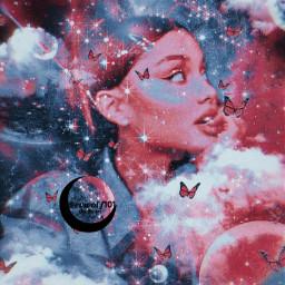 ariwallpaper2 galaxyedit galaxyaesthetic galaxy aesthetic aestheticedit aesthetics planets butterflies butterflys clouds papicks heypicsart freetoedit