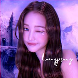 3277 wonyoung izone kpop manip edit ibispaintx