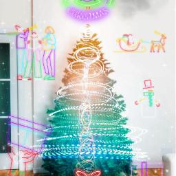 merrychristmas christmas Tree christmastree 2021 2020 2022 2023 2024 2025 2026 2027 2028 2029 2030 2077 light red green purple yellow blue