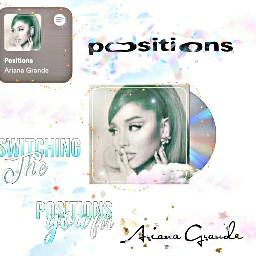 arianagrande positions idol