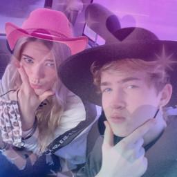 cashbaker katemarie cowgirl cowboy tiktok freetoedit
