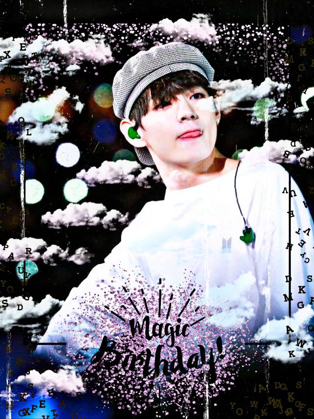 #edit.for.kim taheyung💜happy birthday kim taheyung 🥂💜