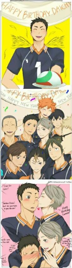Happy birthday   @daichi_suwamara_og   #haikyuu!!