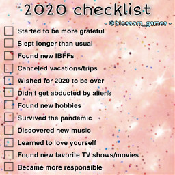 freetoedit remixit new game blossomgames template bored blossom aboutme quiz 2020 2021 newyear checklist pastel review happynewyear oneyearanniversary anniversary birthday recreate