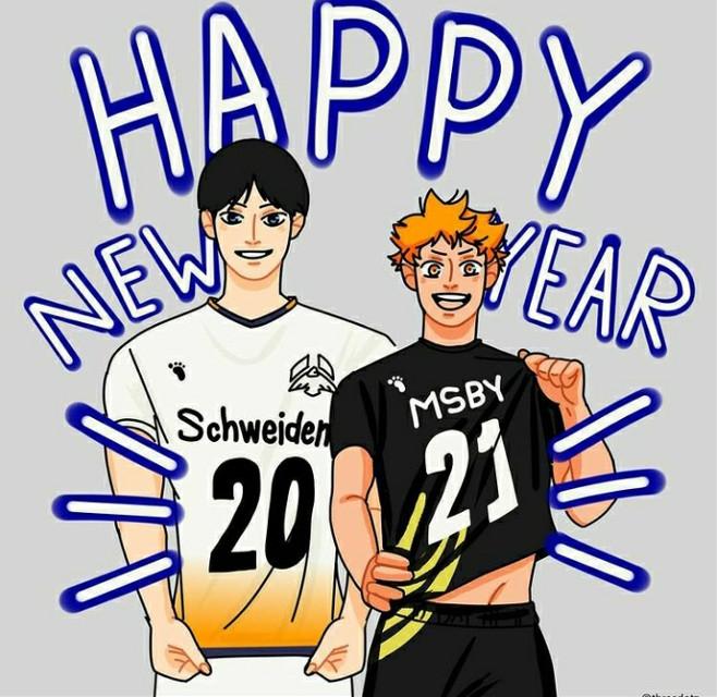 Happy new year!!   #-