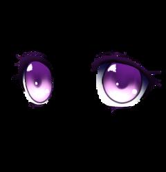 gacha gachaeyes eyes purple freetoedit