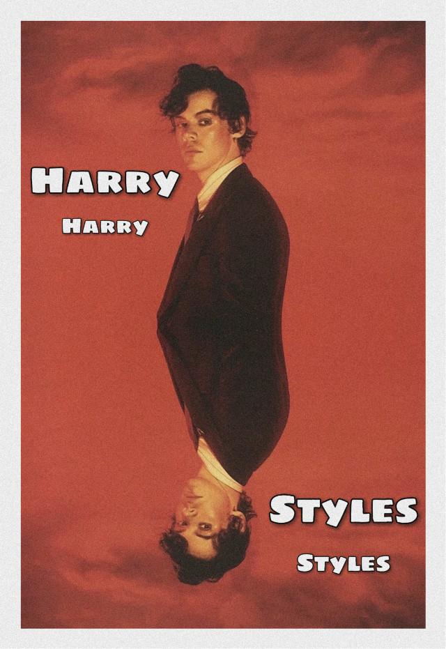 #poster #harrystyles #useit #aesthetic #vintage #retro
