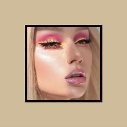 freetoedit makeup pink