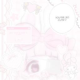 softedit pinkcore softcore bunny babycore