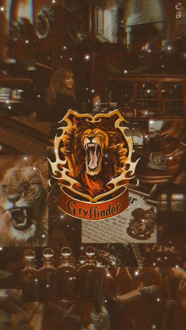 Gryffindor aesthetic #gryffindor #harrypotter #hogwartshouses