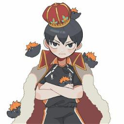 kageyama kageyamatobio kageyamaxhinata kagahina
