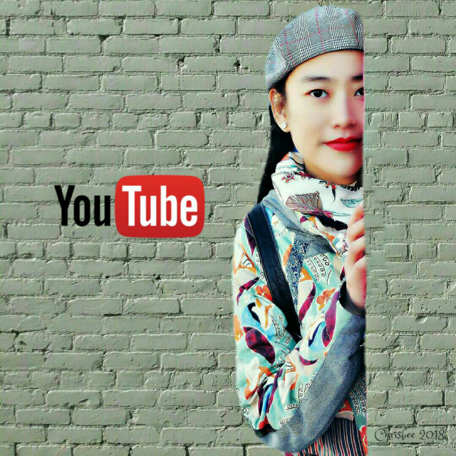 #remix #youtube #sagegreen #brickwall